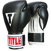 TITLE Boxing Classic Pro Style Training Gloves