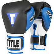 TITLE Boxing World V2T Gel Bag Gloves