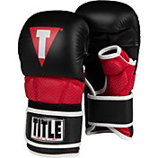 TITLE Boxing MMA Full Contact Sparring Gloves