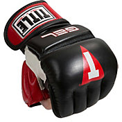 TITLE Boxing Performance Gel MMA Bag Gloves