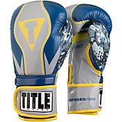 TITLE Boxing Infused Foam Honor Combat Training Gloves