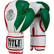 TITLE Boxing Infused Foam El Combate Mexico Training Gloves