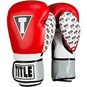TITLE Boxing Infused Foam Revenge Bag Gloves