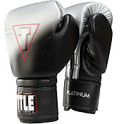 TITLE Boxing Platinum Proclaim Power Bag Gloves