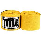 TITLE Boxing 180'' Semi-Elastic Mexican Hand Wraps