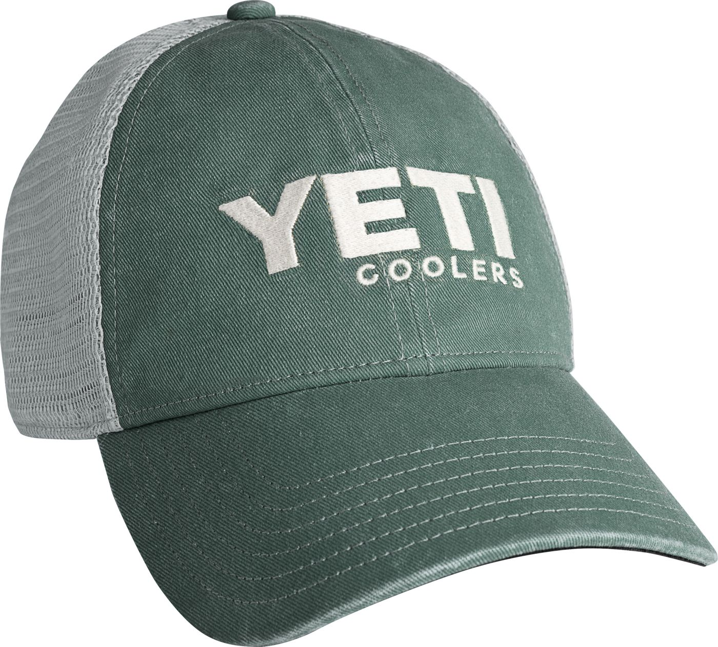 YETI Men's Washed Low Profile Trucker Cap