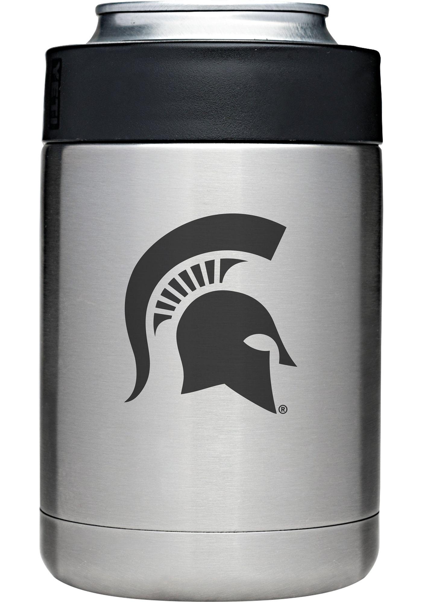 YETI Michigan State Spartans Rambler Colster