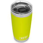 YETI 20 oz. Rambler Tumbler with MagSlider Lid in Chartreuse