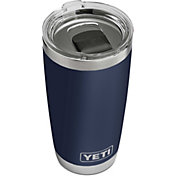 YETI 20 oz. Rambler Tumbler with MagSlider Lid in Navy