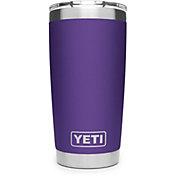 YETI 20 oz. Rambler Tumbler with MagSlider Lid in Peak Purple
