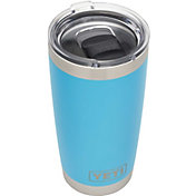 YETI 20 oz. Rambler Tumbler with MagSlider Lid in Reef Blue