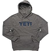 YETI Men's Logo Pullover Hoodie