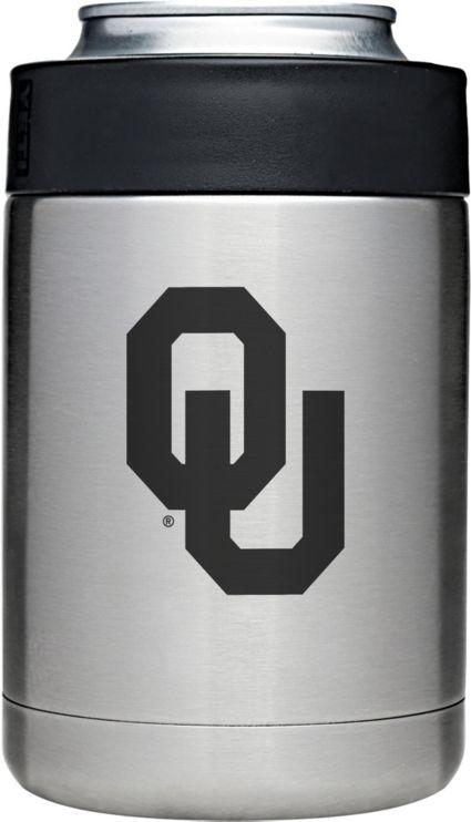 YETI Rambler Oklahoma Sooners Colster