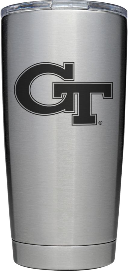 YETI Georgia Tech Yellow Jackets 20 oz. Rambler Tumbler with MagSlider Lid