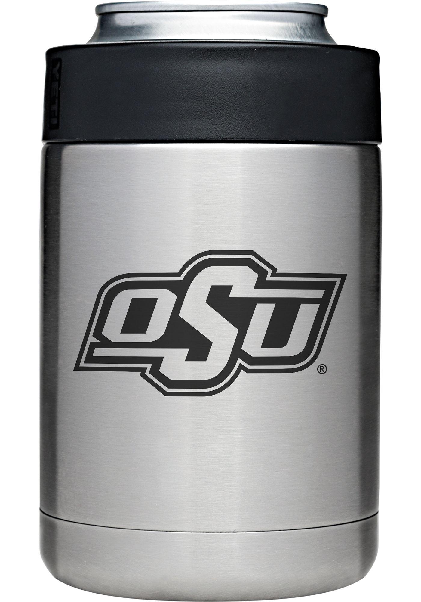 YETI Oklahoma State Cowboys Rambler Colster