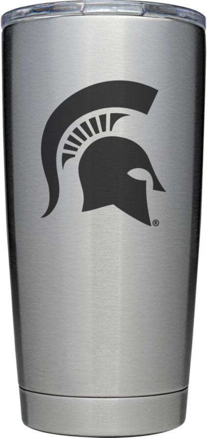 YETI Michigan State Spartans 20 oz. Rambler Tumbler with MagSlider Lid