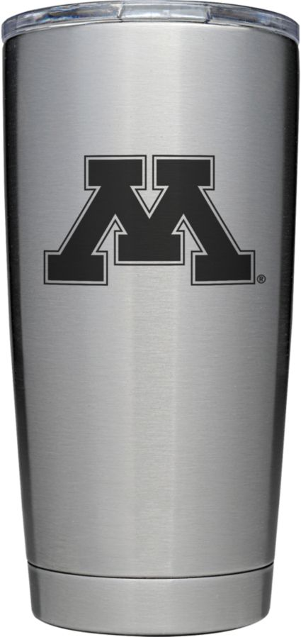YETI Minnesota Golden Gophers 20 oz. Rambler Tumbler with MagSlider Lid