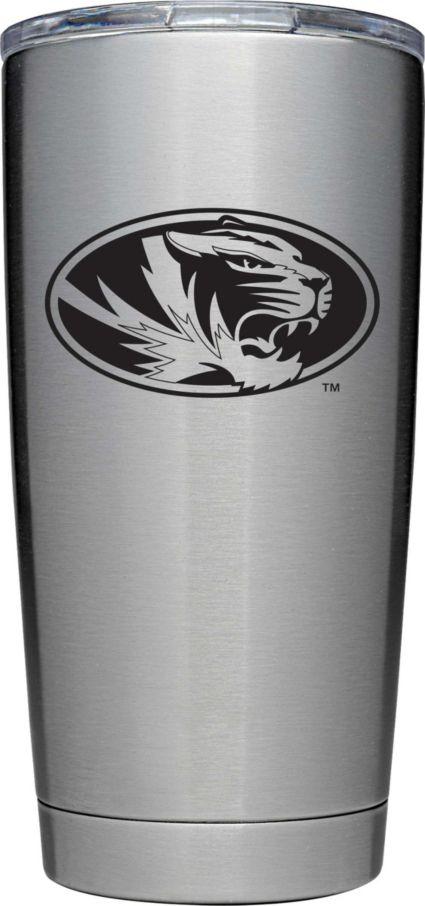 YETI Missouri Tigers 20 oz. Rambler Tumbler with MagSlider Lid