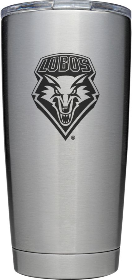 YETI New Mexico Lobos 20 oz. Rambler Tumbler with MagSlider Lid