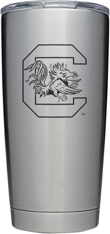 YETI South Carolina Gamecocks 20 oz. Rambler Tumbler with MagSlider Lid