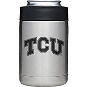 YETI TCU Horned Frogs Rambler Colster