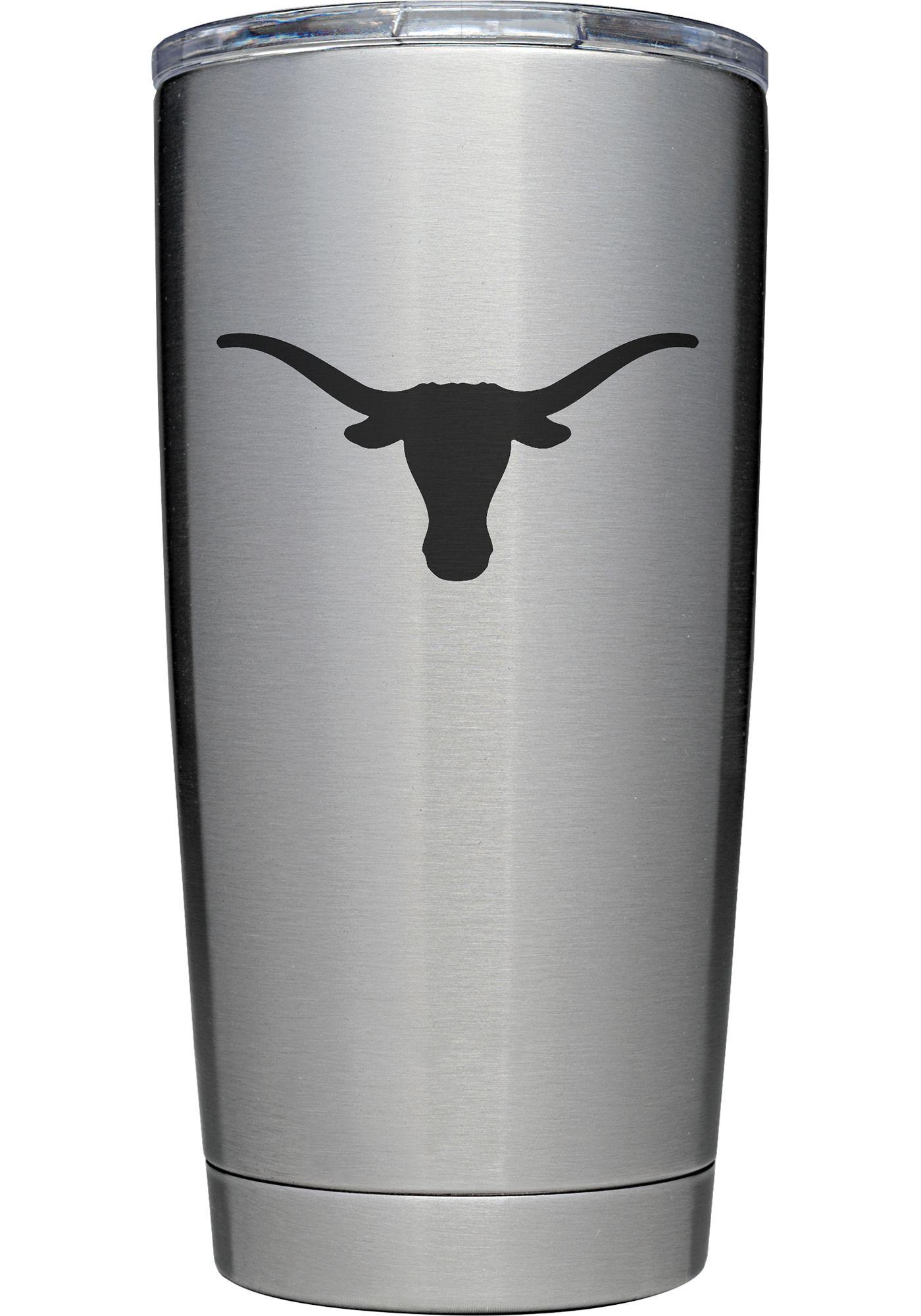 YETI Texas Longhorns 20 oz. Rambler Tumbler with MagSlider Lid