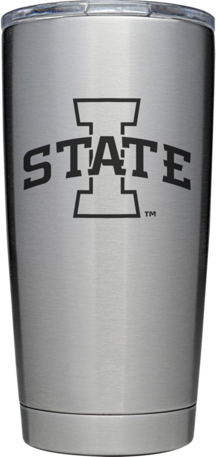 YETI Iowa State Cyclones 20 oz. Rambler Tumbler with MagSlider Lid