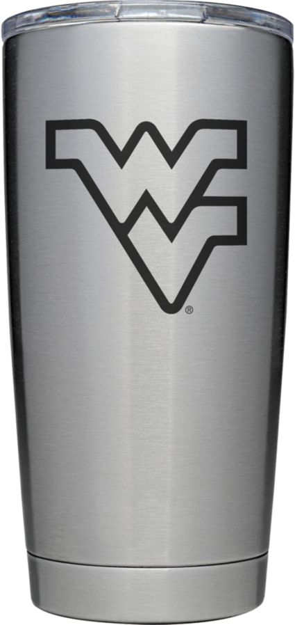 YETI West Virginia Mountaineers 20 oz. Rambler Tumbler with MagSlider Lid