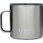 YETI 14 oz. Rambler Mug in Stainless Steel