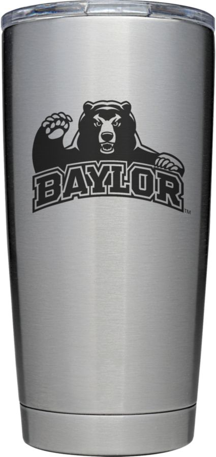 YETI Baylor Bears 20 oz. Rambler Tumbler with MagSlider Lid