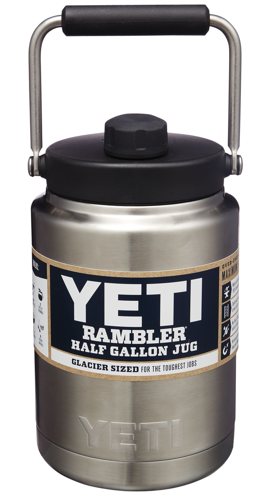 Free Yeti Rambler Half Gallon Jug — VACA