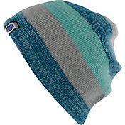 Yaktrax Women's Cozy Marled Stripe Beanie