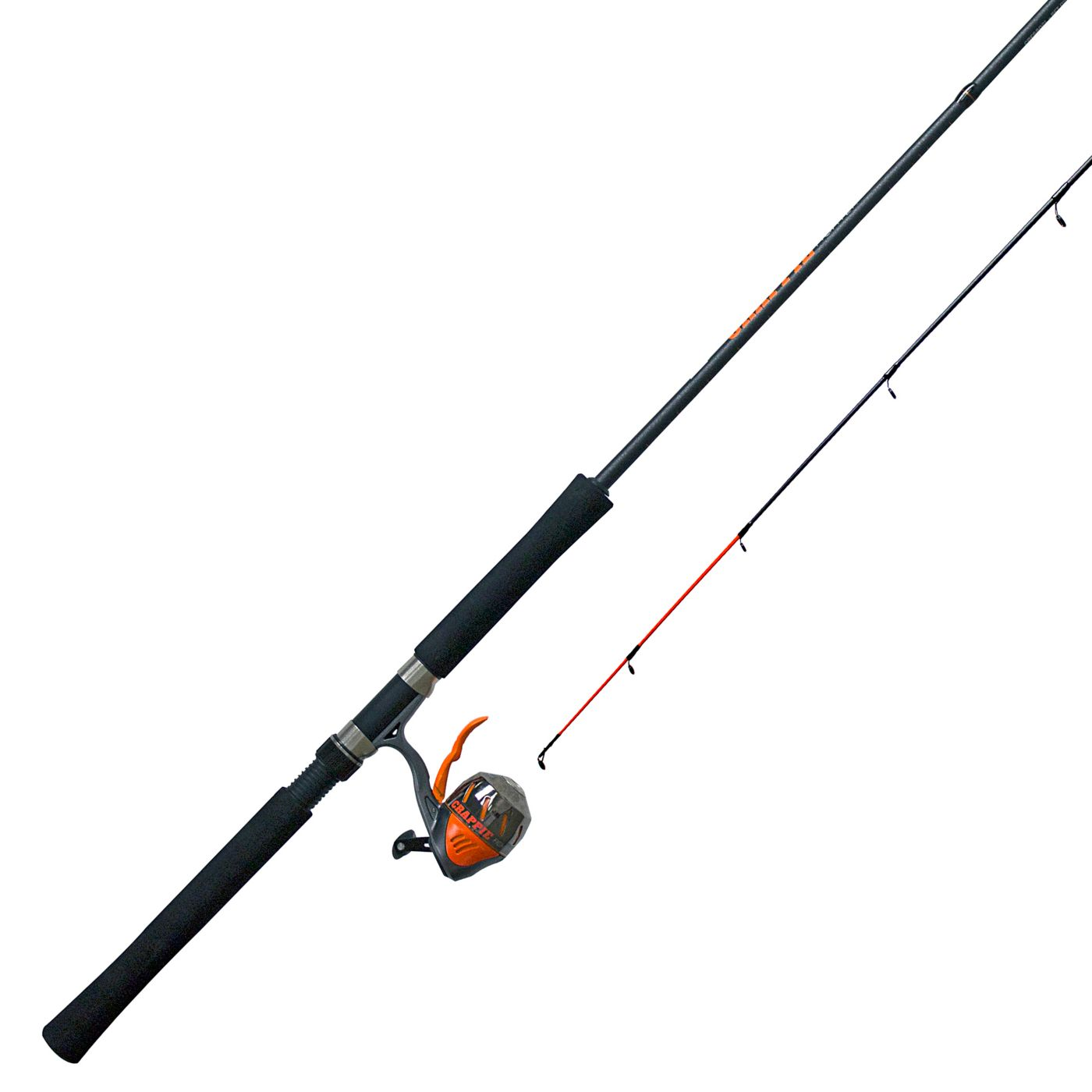 Zebco Crappie Fighter Triggerspin Spincast Combo