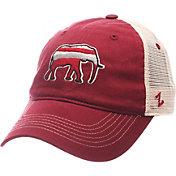 Zephyr Men's Alabama Crimson Tide Crimson/Cream Contour Trucker Snapback Hat