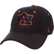 Zephyr Men's Auburn Tigers Black Element ZClassic Flexfit Hat