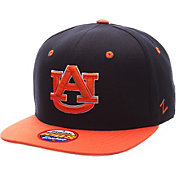 Zephyr Youth Auburn Tigers Blue/Orange Z11 Adjustable Hat