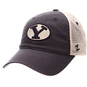 Zephyr Men's BYU Cougars Blue/White University Adjustable Hat