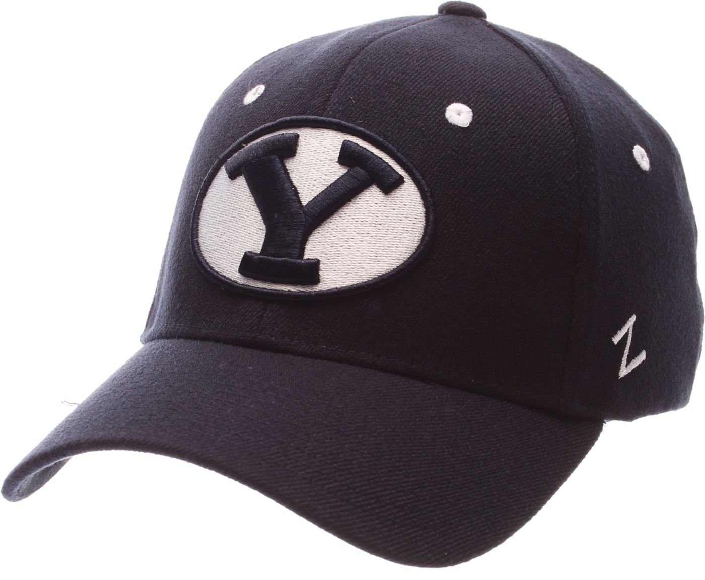 Zephyr Men's BYU Cougars Blue Z-Wool Flexfit Hat