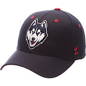 Zephyr Men's UConn Huskies Blue DH Fitted Hat