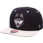 Zephyr Men's UConn Huskies Blue/White Z-Wool Z11 Snapback Hat