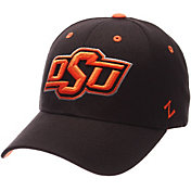 Zephyr Men's Oklahoma State Cowboys Competitor Black Adjustable Hat