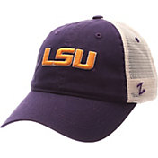 Zephyr Men's LSU Tigers Purple/White University Adjustable Hat