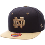 Zephyr Youth Notre Dame Fighting Irish Navy/Gold Z11 Adjustable Hat