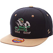 Zephyr Youth Notre Dame Fighting Irish Navy/Gold Z11 Adjustable Hat