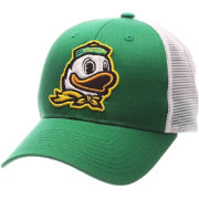 Zephyr Men's Oregon Ducks Green/White Big Rig Adjustable Hat