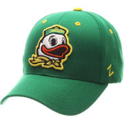 Zephyr Men's Oregon Ducks Green Competitor Adjustable Hat