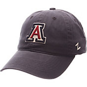 Zephyr Men's Arizona Wildcats Navy Scholarship Adjustable Hat