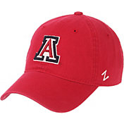 Zephyr Men's Arizona Wildcats Cardinal Scholarship Adjustable Hat