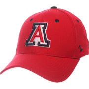 Zephyr Men's Arizona Wildcats Cardinal Z-Wool Flexfit Hat