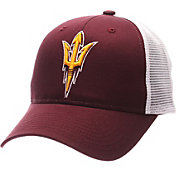 Zephyr Men's Arizona State Sun Devils Maroon/White Big Rig Adjustable Hat
